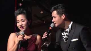 Mỹ Linh & Quang Dũng (piano : Nam Anh) - Chiếc lá thu phai