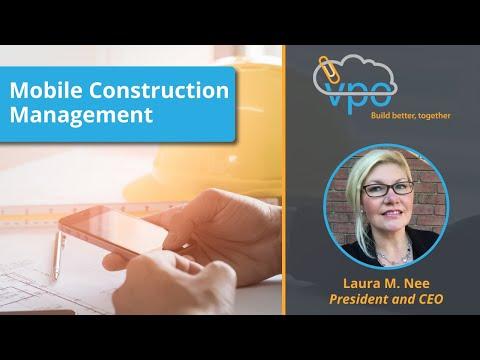 Mobile Construction Management