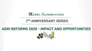Agri Reforms 2020 - Impact & Opportunities | 28.10.2020