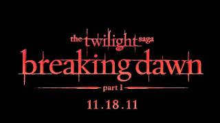 Breaking Dawn (OST) - Turning Page - Sleeping at Last