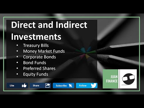 🇵🇭 Direct and Indirect Investments | You Always Have Options