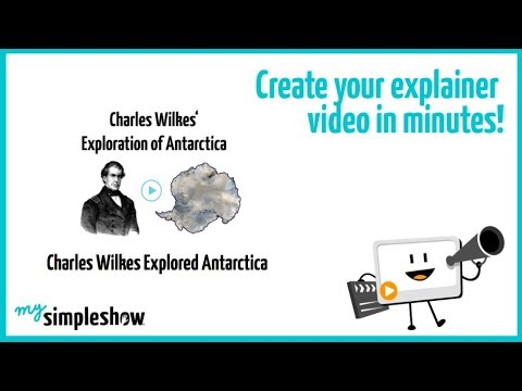 Charles Wilkes Explored Antarctica - mysimpleshow