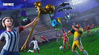 NEW SHOP + NEW SKIN OF SOCCER AND EMOTE RED CARD ON JUNE 15, 2018 FORTNITE