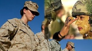 Women in Marine Corp: mixed-gender combat squads perform worse than all-male teams - TomoNews