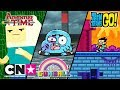 Download Haideți, tineri titani! + Să-nceapă aventura + Gumball | Jocuri video | Cartoon Network