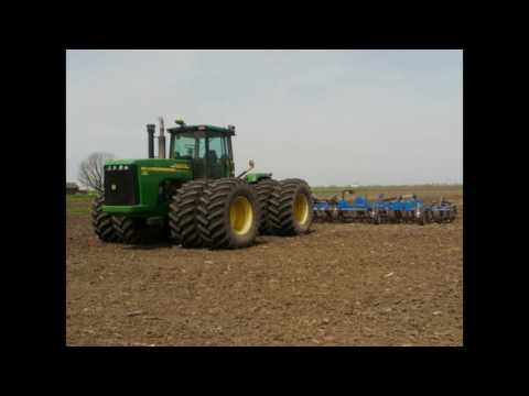 1 hour long Big Green Tractor Remix