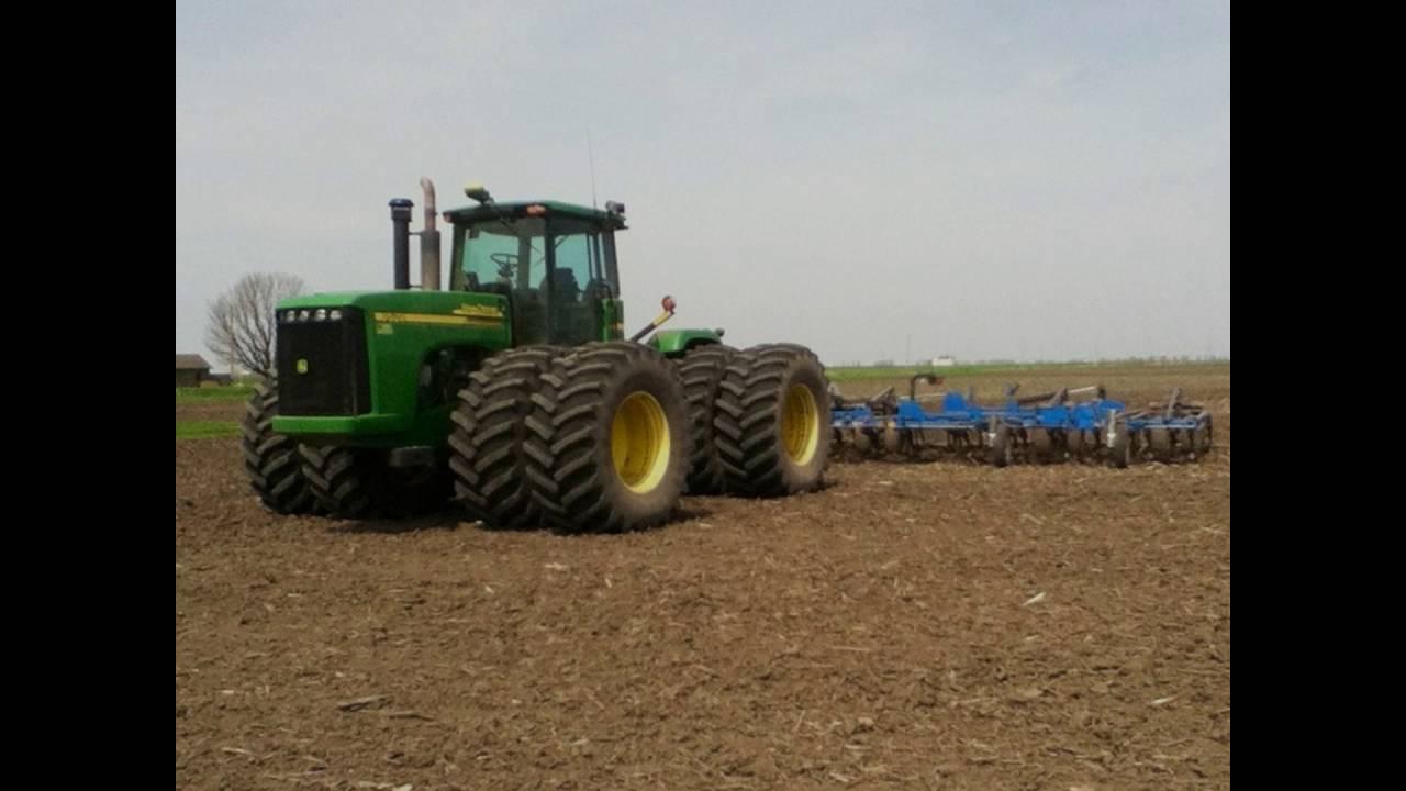 1 hour long Big Green Tractor Remix