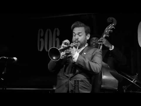 Quentin Collins Quartet Live at 606 Club, London, 2017