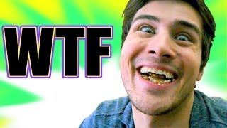 EXPIRED ASIAN FOOD TEST!