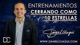 Daniel Chagui - Cerrando como 10 estrellas