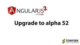 angular 2 upgrading to alpha 52 from 47 rxjs breaking changes