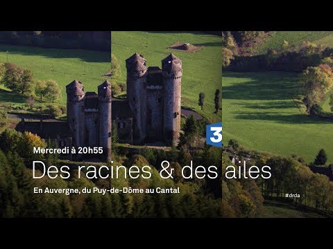En Auvergne, du Puy de Dôme au Cantal - Bande-annonce