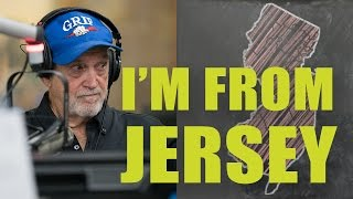 What it REALLY means to be from New Jersey — the Jim Gearhart Podcast