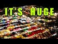EAT, DRINK, SHOP TO YOUR HEARTS CONTENT! AWESOME NIGHT MARKET IN BANGKOK | Ratchada Train Market
