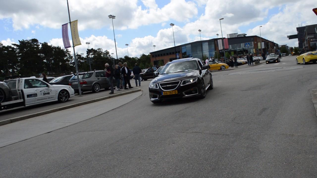 A Walk At The Saab Festival Trollhättan 2017