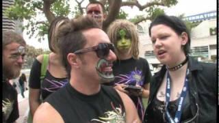 TME @ Comic-Con!  Freaky Creatures