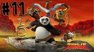 Kung Fu Panda - Walkthrough - Part 11 - The Palace (PC) [HD]