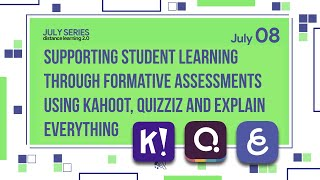 Supporting Learning Through Formative Assessments