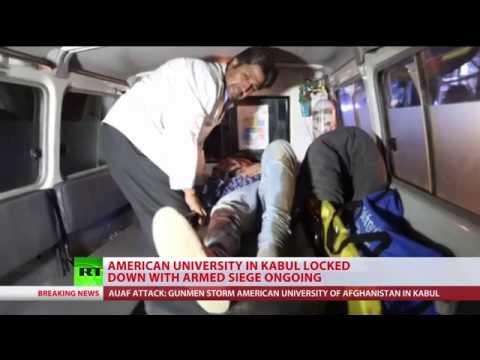 One dead, 25 injured, as gunmen attack American University in Kabul