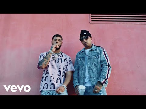 Anuel AA - Yeezy feat. �engo Flow (Video Oficial)