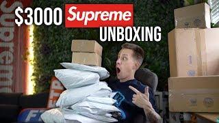 I SPENT $3000 ON SUPREME