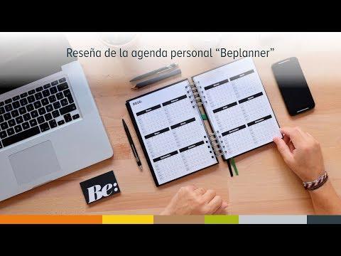 reseña-de-la-agenda-personal-'beplanner'