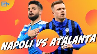NAPOLI 0 0 ATALANTA COPPA ITALIA GOAL HIGHLIGHTS