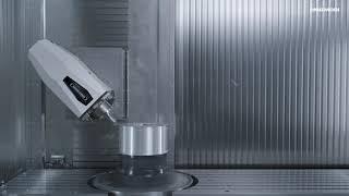 DMF 300|8 – Mill-Turn Technology by DMG MORI