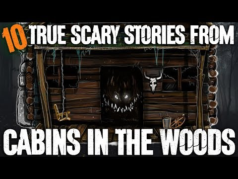 10 Creepiest Things Found at Cabins in the Woods