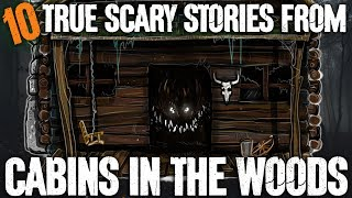 10 Creepiest Things Found at Cabins in the Woods - Darkness Prevails
