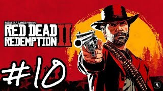 CO ZA DUŻO, TO NIEZDROWO! - Let's Play Red Dead Redemption 2 #10 [PS4]