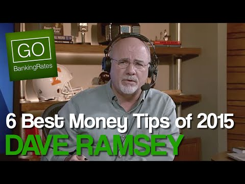 6 Things Dave Ramsey Says You Should Do With Your Money in 2015 | HuffPost Life