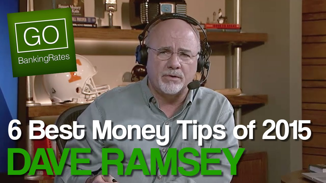 5 Advice From The Expert Money Guy