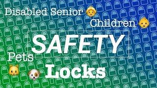 Adoric Sliding Cabinet Locks ( Review)