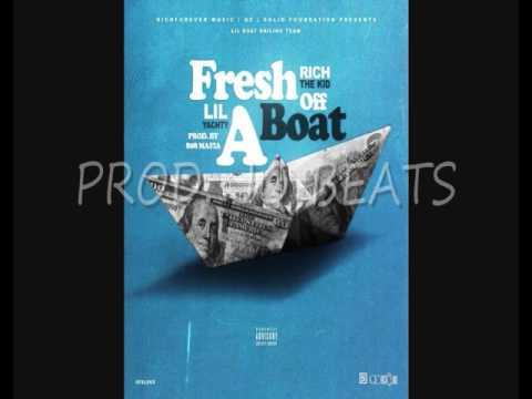 Rich the kid Fresh off a boat [INSTRUMENTAL] (prod. QuezProd)