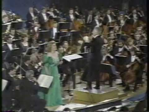 Sydney Symphony Orchestra, Dame Joan Sutherland concert in the UN on United Nations' Day, 1988