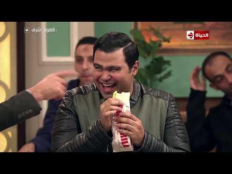 قهوة أشرف - حسام الصافي صاحب فكرة 'المطعم المحمول'