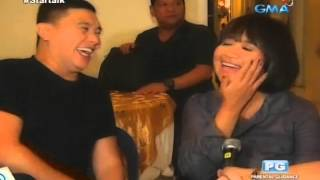 Startalk: Ang nakatutuwang tambalan nina Jose Manalo at Eugene Domingo!