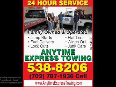 Anytime Express Towing - Towing in Las Vegas NV