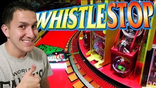 Whistle Stop Winning Spree - Arcade Prize Game