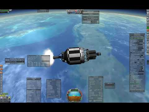 Rusty RP-1 Part 35: Hydrolox Design, Venus Launches