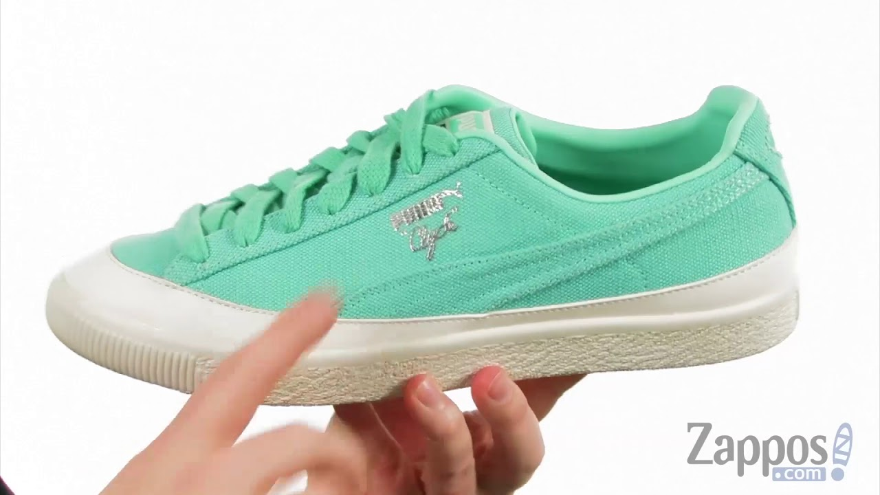 92c752d55c2 PUMA Clyde Diamond SKU  8991392 - YouTube