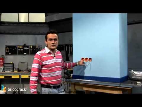 Ampliar enchufes en tabiques de yeso laminado pladur for Tabiques de yeso laminado