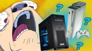 Console vs. PC - WHICH IS BETTER?!