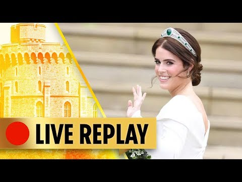 Royal Wedding of Princess Eugenie FULL (Arrival & Procession)