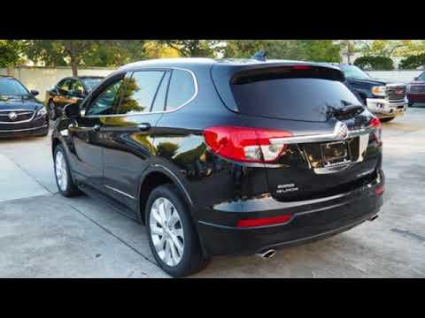 New 2017 Buick Envision Sunrise FL Miami, FL #HD044023
