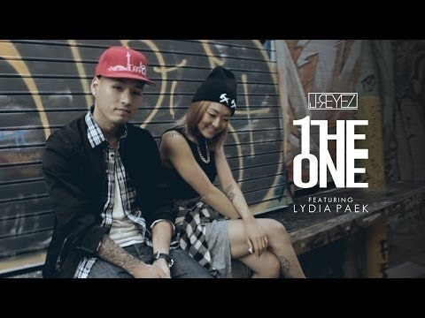 J-REYEZ - THE ONE ft. LYDIA PAEK (Official Video)