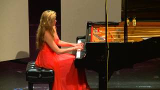 Svetlana Smolina plays Chopin Scherzo No. 1 in B minor Op. 20