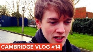 Cambridge Vlog 14 | Long Days, Supervisions & Cocktails