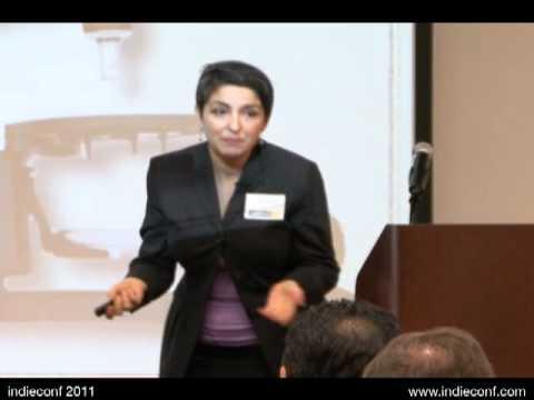 Denise Kiernan - Publishing as Marketing - indieconf 2011